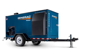 generac mac800g mobile indirect fired heater